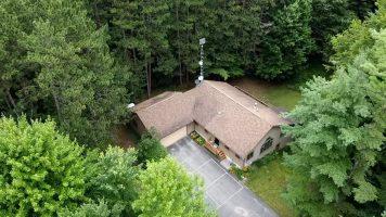 4243 Rolling Oaks Aerial